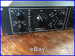 Universal Audio Channel Strip Pre-Amp/Compressor LA610 Mk II