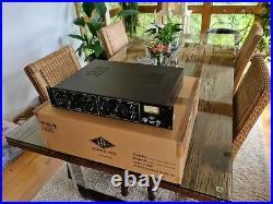 Universal Audio LA610 MK 2 MKII PreAmp Compressor / Voice Channelstrip LA 610