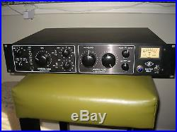 Universal Audio LA-610MkII LA610 Tube Preamp Compressor Opto LA2A Comp Pre Mic
