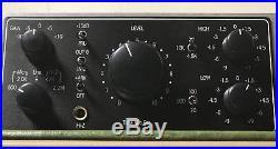 Universal Audio LA-610 Classic Tube Preamp Compressor Vintage Look New Condition