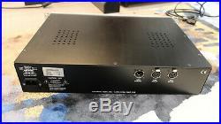 Universal Audio LA 610 LA610 with upgraded tubes Mullard RCA