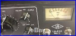 Universal Audio LA 610 MK11