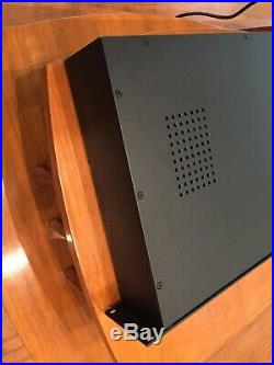 Universal Audio LA-610 MKII Channel Strip Tube Preamp Compressor Limiter