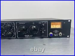 Universal Audio LA-610 MKII Channel Strip Tube Preamp Compressor Limiter Mark 2