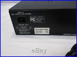 Universal Audio LA-610 MKII Classic Tube Recording Channel Mic Preamp Compressor