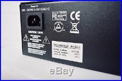 Universal Audio LA-610 MKII mic preamp compressor MINT in original box-MK2