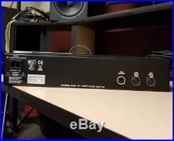 Universal Audio LA-610 Mk2 UA PRISTINE single-owner / original packaging mkii