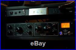 Universal Audio LA-610 Mk II Classic Tube Recording Channel LA 610 Preamp