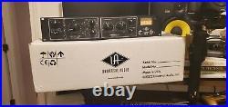 Universal Audio LA-610 Mk II Tube Channel Strip with EQ and Optical Compressor