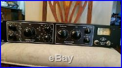 Universal Audio LA-610 Mk II with free upgrade tubes. One-owner