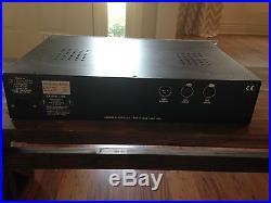 Universal Audio LA-610 Pre-amp / Compressor / EQ Channel Strip