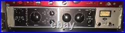 Universal Audio LA-610 Preamp & T4 Optical Compressor. Original silver