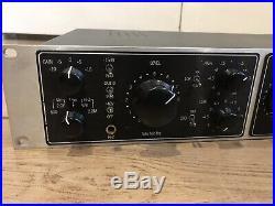 Universal Audio LA-610 Tube Channel Strip Preamp Compressor Excellent Condition