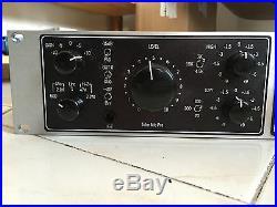Universal Audio LA-610 Tube Channel Strip Preamp / EQ / Compressor
