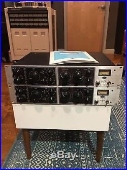 Universal Audio LA-610 Tube Mic Pre Amp Compressor MINT CONDITION