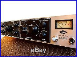 Universal Audio LA-610 Tube Microphone Preamp