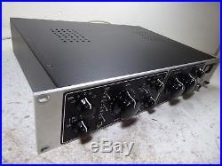 Universal Audio LA-610 Tube Recording Channel Preamplifier Compressor & DI LA610