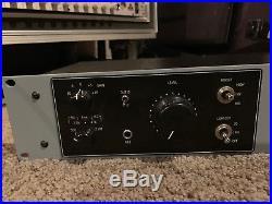 Universal Audio M610 Classic Studio Tube Preamp DI