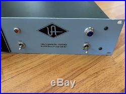 Universal Audio M610 Mic Pre and DI Vintage Blue Face