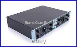 Universal Audio Model 2-610 Dual Channel Tube Preamp Preamplifier Mic Pre UA