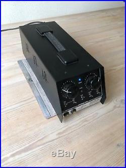 Universal Audio, S610 (Solo610) Mic preamp. So cool
