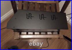 Universal Audio SOLO610 Classic Vacuum Tube Microphone Black