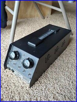 Universal Audio SOLO610 Classic Vacuum Tube Microphone Mic Pre & DI Box