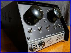 Universal Audio SOLO/610 Classic Tube Preamplifier & DI Box