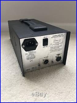 Universal Audio SOLO 610 Classic Vacuum Tube Mic Pre + DI Box