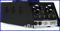 Universal Audio Solo610 Classic Vacuum Tube Microphone Preamp DI NEW IN BOX