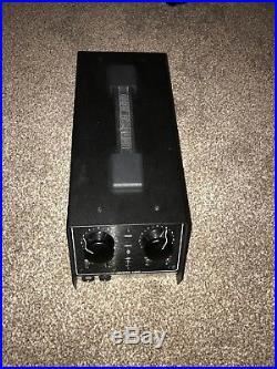 Universal Audio Solo/610 mic preamp