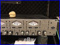 Universal Audio UAD 4-710D 4-Channel Twin-Finity Mic Pre Amp