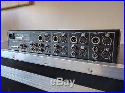 Universal Audio UA 4-710D 4 Channel Mic Preamp