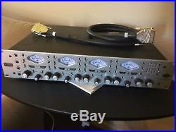 Universal Audio UA 4-710D TWIN FINITY Tube/Tran Blending 4-Channel Mic Preamp