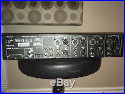 Universal Audio UA 4-710D Twin-Finity 4-Channel Tone-Blend Microphone/Mic Preamp