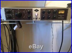 Universal Audio UA 6176 Tube Mic Preamp Pre Channel Strip (610 & 1176LN)