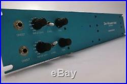 Universal Audio United Recording UREI 1108 Mic Pre Preamp DI 2U with PSU #36988