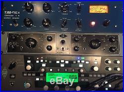 Universal audio 2-610 stereo tube mic preamp