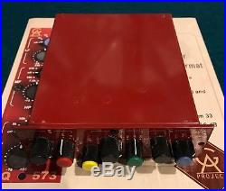Used Golden Age Project Pre573 MKII Microphone Preamp with EQ573 Equalizer