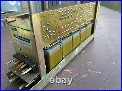 V737c Mic preamp, RFZ/Deutsche Post, Vintage 5 high end transformer