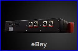 VINTAGE AUDIO BRAND M73, 1073 STYLE DUAL MIC PREAMP, NEVE STYLE PREAMP