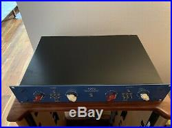 VINTAGE AUDIO M72 1272 DUAL MIC PREAMP NEVE 1072 STYLE PREAMP HOT RODDED Mint