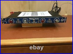 VINTAGE AUDIO M72, 1272 DUAL MIC PREAMP, NEVE STYLE PREAMP, First Edition