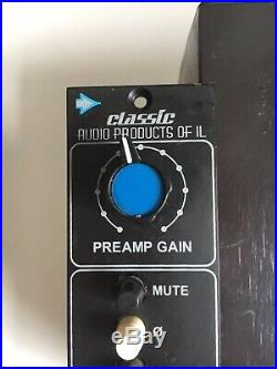 VP26 CAPI (500 Series Mic Preamp Module)
