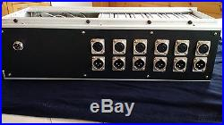 Very Rare 6 Channel Siemens V272 Rack- Vintage Class A Transformer In/Out