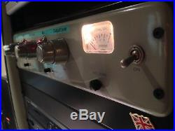 Vintage 1960s Stereo Valve Tube British Mic Preamp (As used by John Lennon)