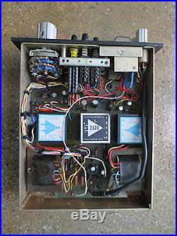 Vintage 70's API 525C Compressor 500 Series NOT reissue serviced