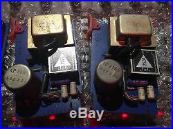 Vintage API 312 Pre-Amp Cards