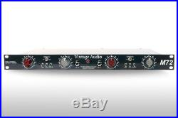 Vintage Audio M72, 1272 Dual MIC Preamp, Neve Style Preamp, Hot Rodded