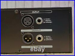 Vintage Behringer T1953 Tube Ultra Gain Vacuum Tube High Precision Mic Preamp